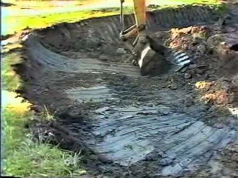 how to a to not dig pond dig
