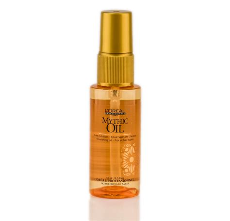 l oreal l oreal professionnel mythic oil nourishing oil mythic oil