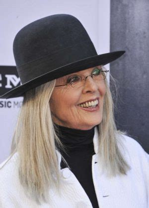 Diane Keaton Honored Hollyscoop by Diane Keaton 2017 Afi Achievement Award Gala