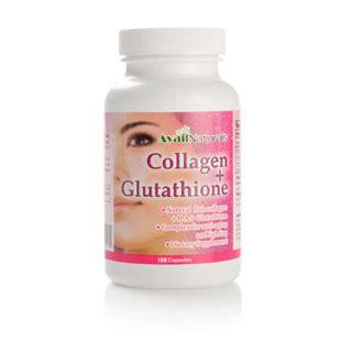 Gluta Collagen vitamins collagen glutathione