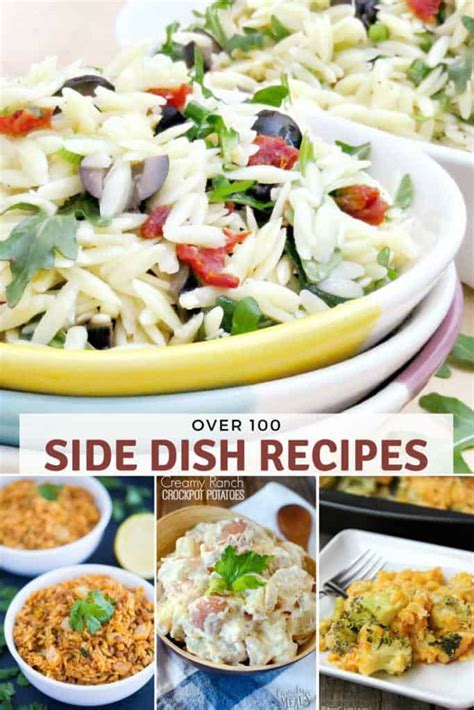 100 side dish recipes 3 boys and a 3 boys and a