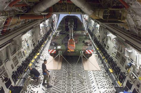 C 17 Interior by Logistics The Hazy Future Of Boeing C 17