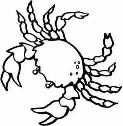 Galerry underwater animal coloring pages