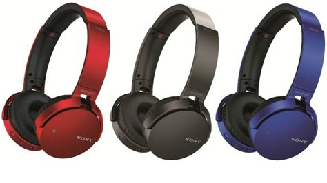 Sony Hates Wires So Launches A New Bluetooth Range by Sony Launches New Base Heavy Bluetooth Headphones In India