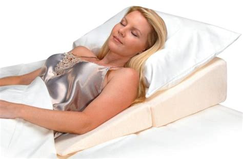Sleeping On High Pillow by Reflux Sleep Relief For Babies Children And Aduts