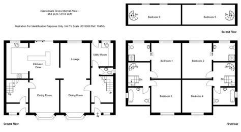 luxury ground floor floor home plan new home plans