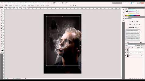 youtube tutorial de photoshop cs5 tutorial photoshop cs5 efecto chica en humo de cigarro