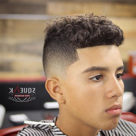 chicano haircuts 30 prime top trend fade haircut styles for curly hair for