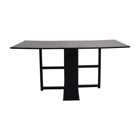 crate and barrel drop leaf table crate and barrel drop leaf table 100 images 3