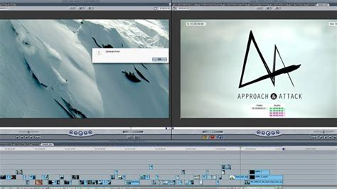 final cut pro general error new teaser with techical difficulties 171 making of