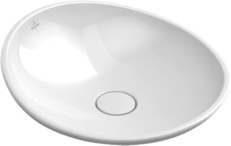 Villeroy And Boch Bathroom Cabinets by V Amp B My Nature Surface Mounted Washbasin Round Leigh