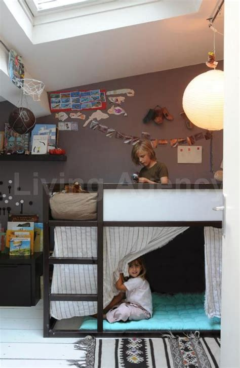 Boys Bunk Beds Ikea 44 Best Ideas For S Bedroom Images On Child Room Bedrooms And Ikea Kura Bed