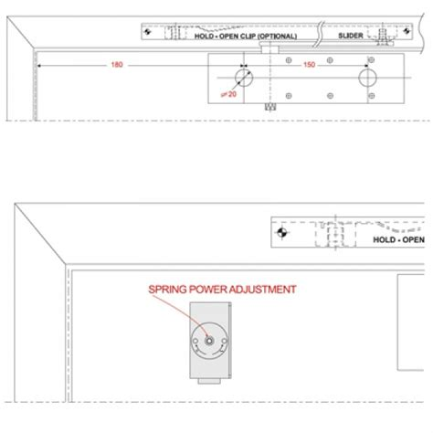 Overhead Door Specifications Complete Overhead Door Closer