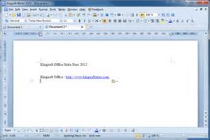 kingsoft writer free 2012 free download software reviews