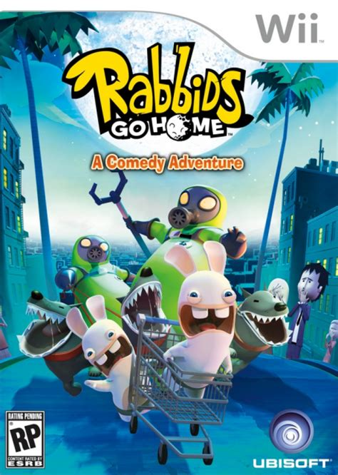 rabbids go home a comedy adventure bomb