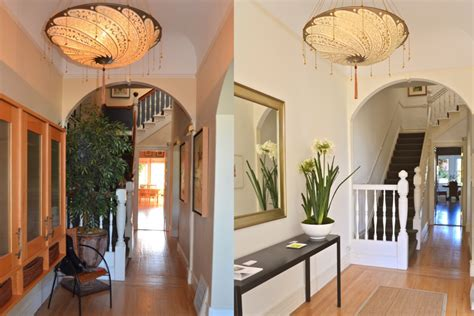 home design before and after before after design ideas from a home stager time to
