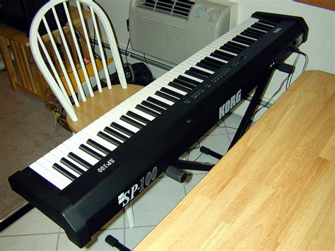 Digital Piano Korg Sp 500 korg sp 100 digital piano