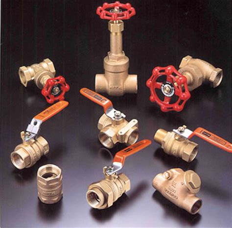 Selecting a Valve by Application [ Bronze / brass valves