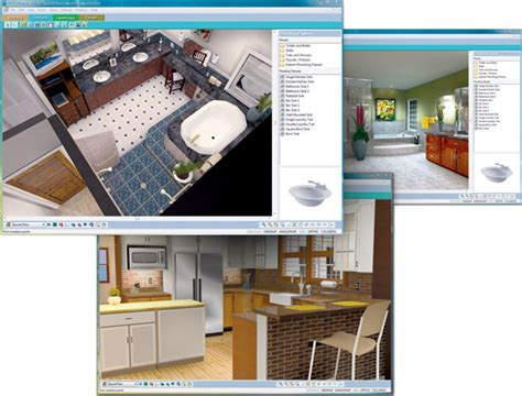 3d home design software architect