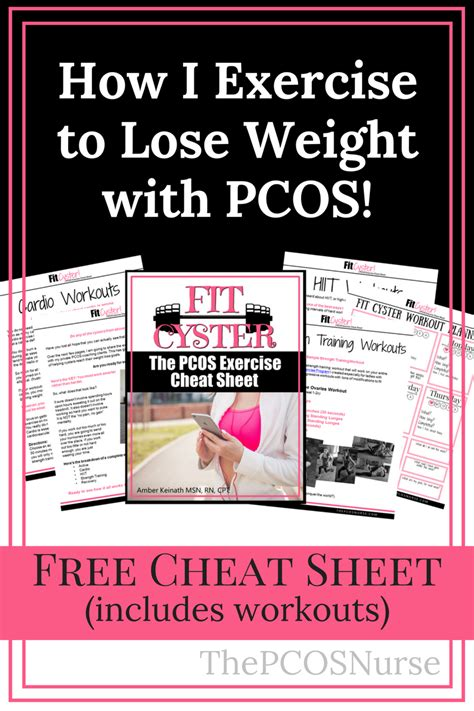 How To Lose Weight With Sports workouts for pcos sport fatare