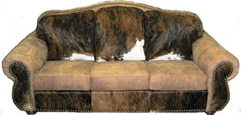 mountain lodge sleeper sofa rustic cowhide sofas cowhide couches free shipping