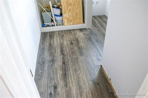 flooring in the bathroom and laundry room flooring in the bathroom and laundry room