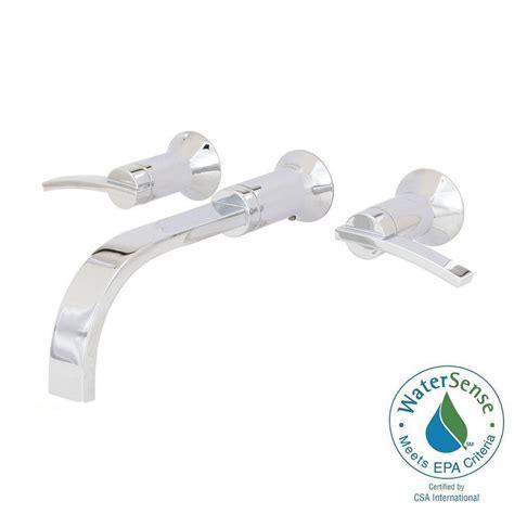 American Standard Berwick Faucet by American Standard Berwick 8 In Wall Mount 2 Handle Low
