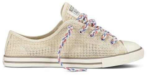 Converse Chucks Grau by Converse Damen Chucks Sneaker As Dainty Ox Schwarz Wei 223