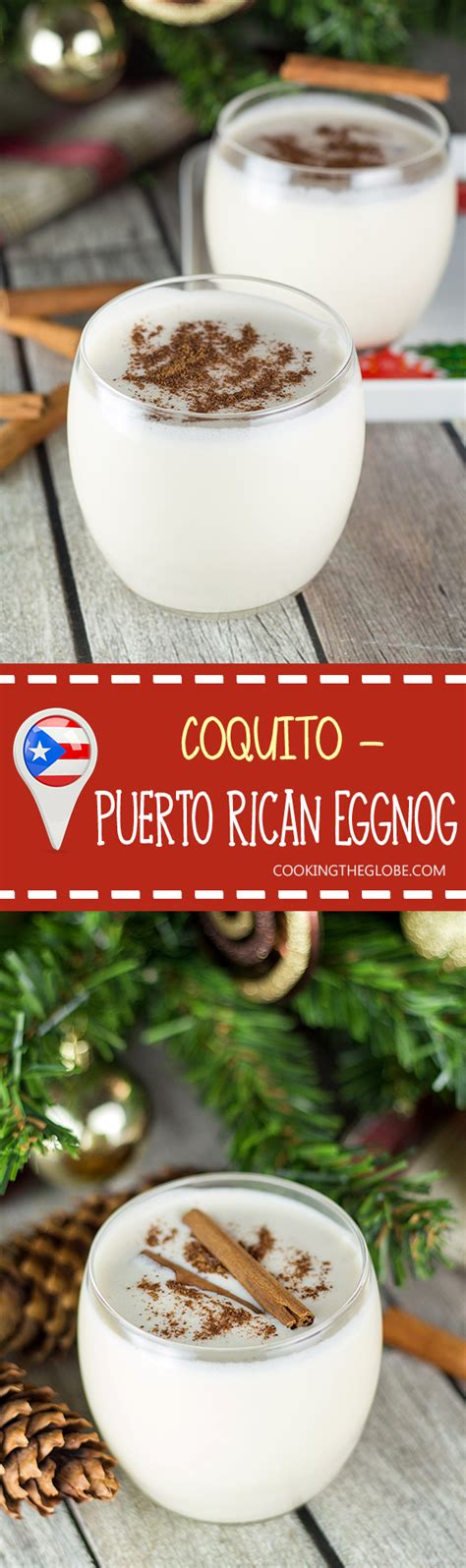 7 Foods To Make With Eggnog by How To Make Coquito Eggnog In A Flash