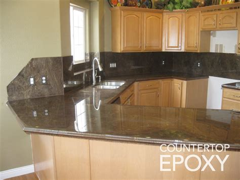 Polyurethane On Concrete Countertop by Two More Countertop Options And Polyurea