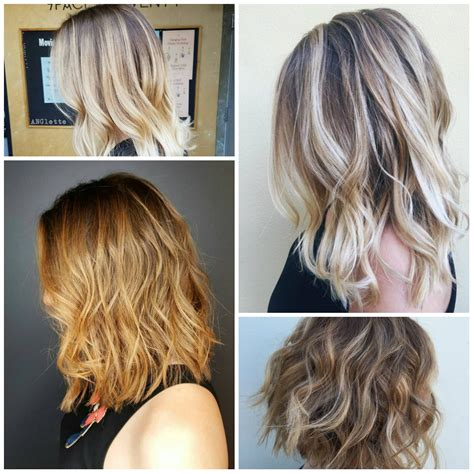 Hairstyles Color Ideas by Balayage Hair Color Ideas For 2017 Haircuts And