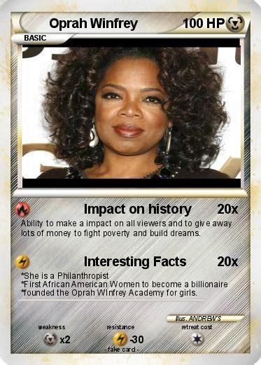 oprah biography facts pok 233 mon oprah winfrey 10 10 impact on history my