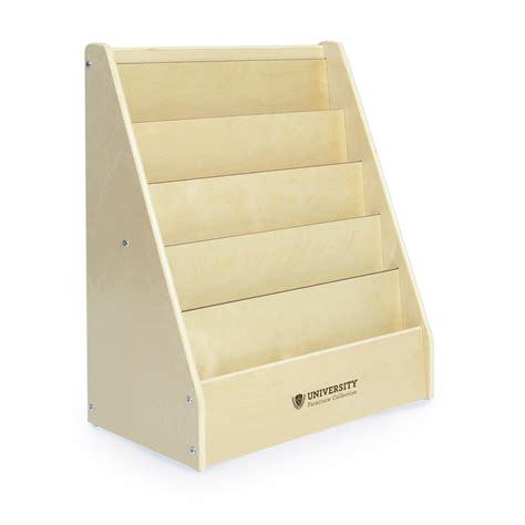 5 Shelf Book by 5 Shelf Book Display 71 Cm 28 Quot Birch Plywood