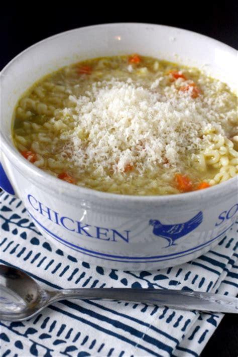 pastina soup recipe pastina
