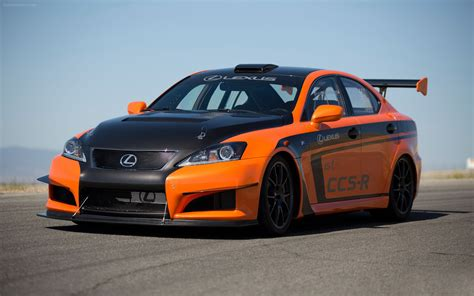 Lexus Is F Ccs R Race Car 2012 Wallpaper Hd Car
