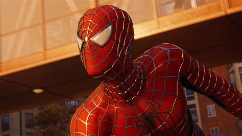 spiderman ps game   hd games  wallpapers images backgrounds   pictures