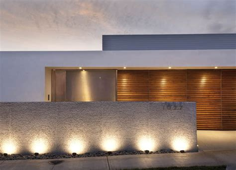 Orange Lawn Chairs Front Facade Modern Exterior Orange County By