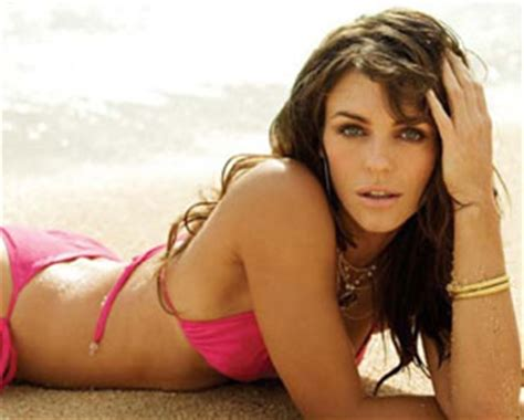 Liz Hurley Mumsy For Monsoon by Liz Hurley Dropped As Of Jordache