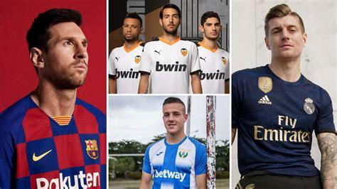 jersey  klub la liga spanyol  goalcom