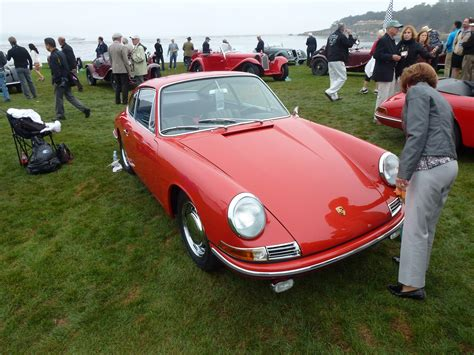 porsche 901 prototype the porsche 901 prototype wins best in class at pebble beach
