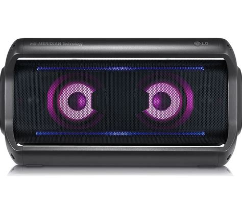 Speaker Lg Bluetooth buy lg pk7 xboom go portable bluetooth speaker black
