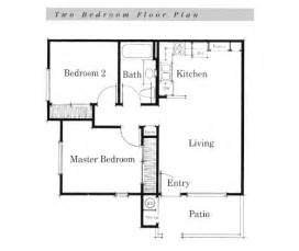 Easy To Build Floor Plans Simple House Plans Mbek Interior
