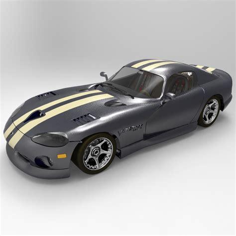 dodge viper models dodge viper for daz studio 3d models digimation modelbank