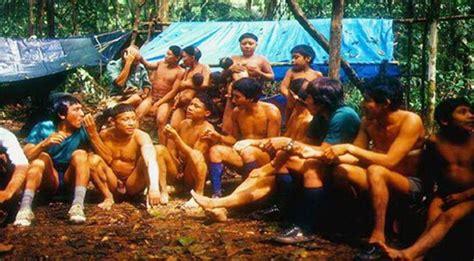 Gambar Bps Asli 10 suku asli indonesia yang terasing dan terancam punah