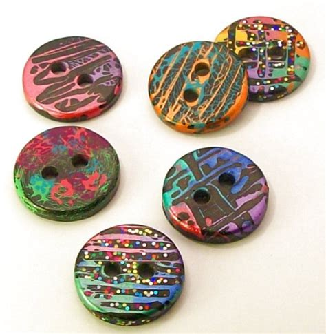 Handmade Button - handmade buttons