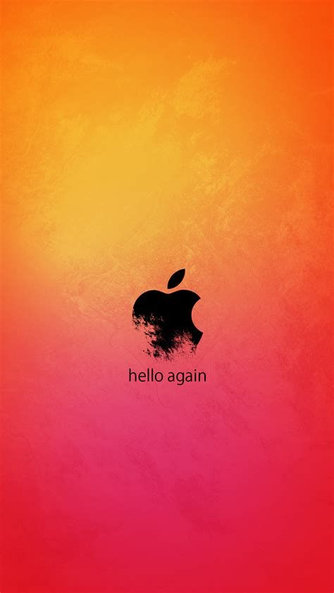 Hello Again by Apple October 27 Event Wallpapers Quot Hello Again Quot