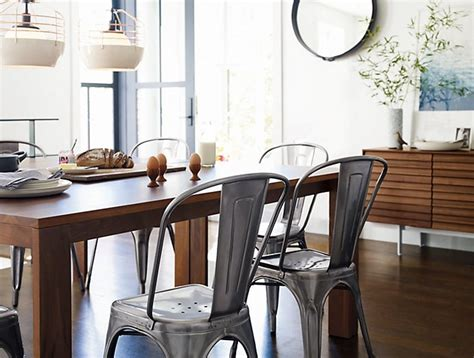 wood table with metal chairs 20 high end dining tables for stylish homes
