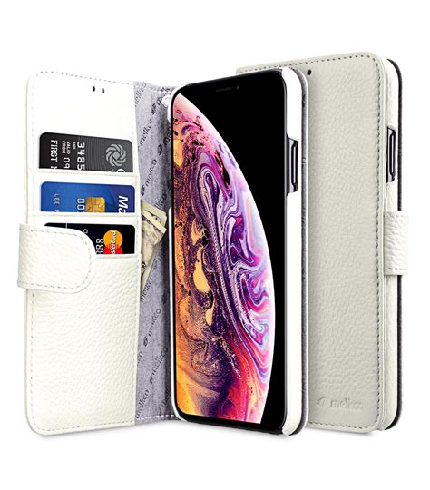 premium leather for apple iphone xs max wallet book type