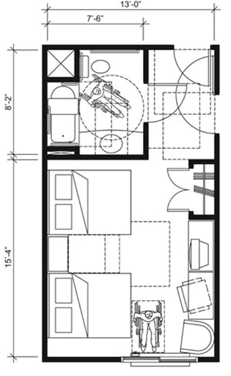 Ada Closet Design Appendix B To Part 36 Analysis And Commentary On The 2010