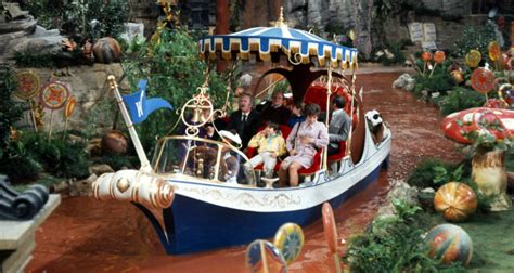 willy wonka boat most outrageous movie characters from cruella de vil to